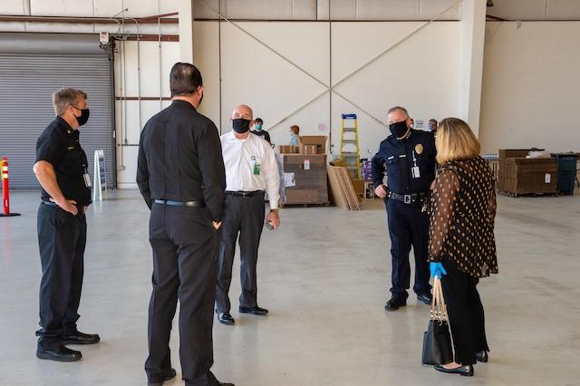 N95 Mask Decontamination Site Preparation Partners