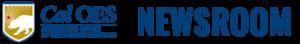 Cal O E S Newsroom header logo