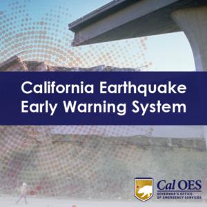 California Earthquake Early Warning