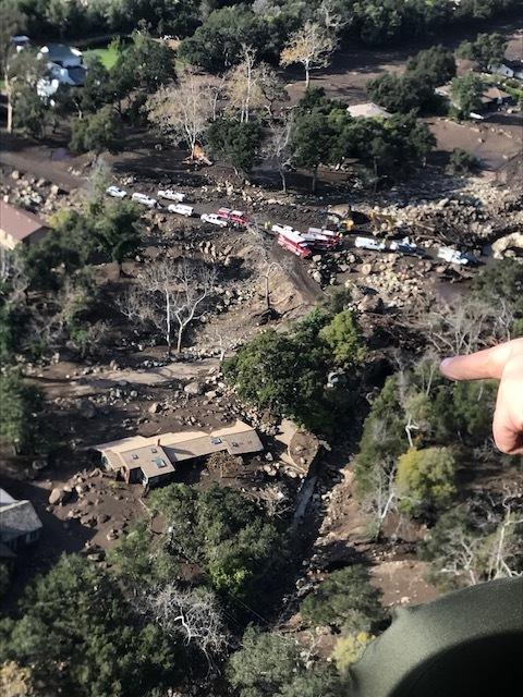 Montecito Mudslide
