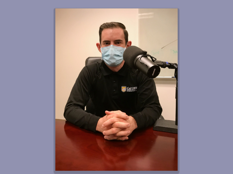Podcast #81: Supply, Demand and Other Logistical Challenges During the Cal OES Covid19 Pandemic Response