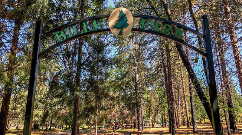Bille Park Reopens Amid Historic Camp Fire Recovery
