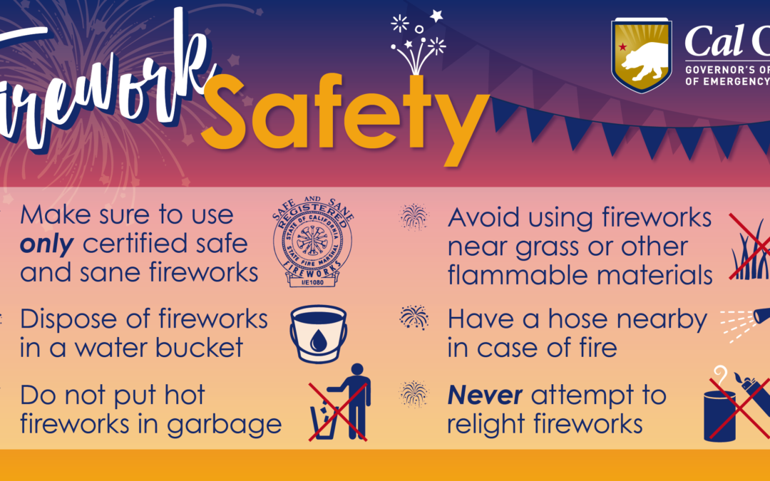 Don't Be THAT Neighbor: Firework Rules & Restrictions