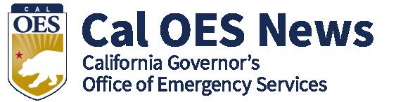 Cal OES News logo