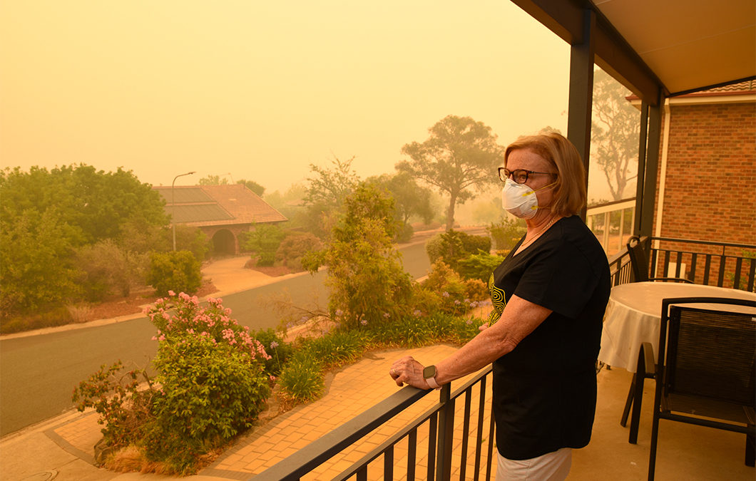 Protect Yourself: Wildfire Smoke Safety