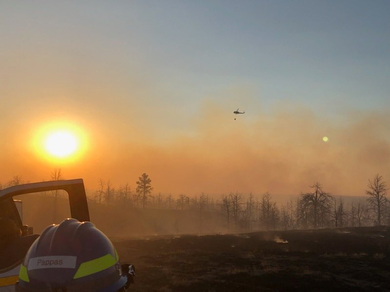 California Sends Mutual Aid Support to Montana in Response to Ongoing Wildfires