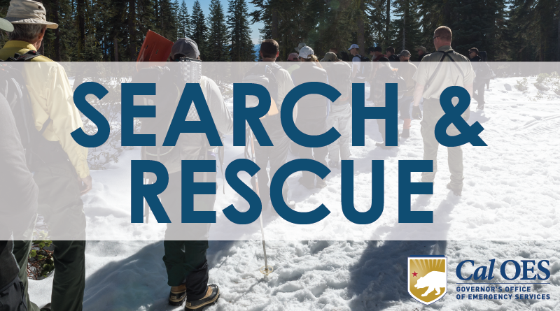 California Deploying Specialized Urban Search and Rescue Resources to Surfside, Florida