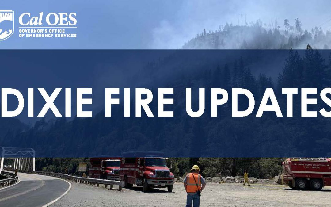 Town Hall Meeting Set to Provide Recovery Updates to Dixie Fire Survivors