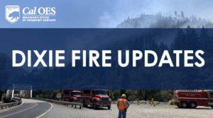 dixie fire updates