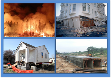 Cal OES Kicked Off Its 5-Year Update Of The State Hazard Mitigation Plan