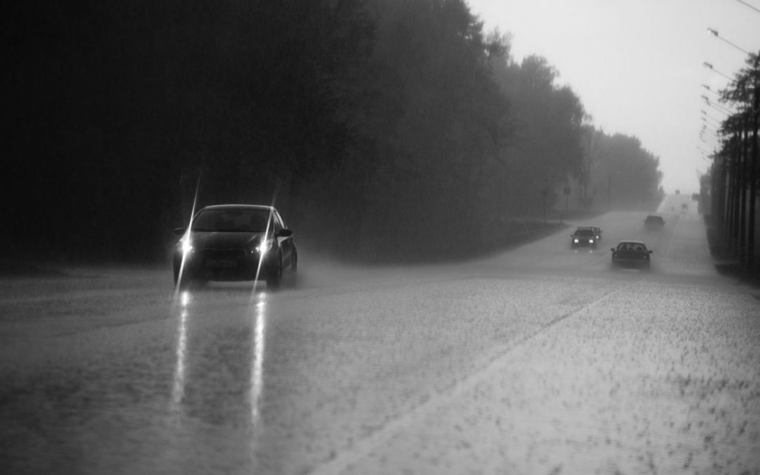Vroom Vroom: Tips for Driving Safe this Winter
